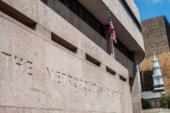 MDC headquarters in Hartford