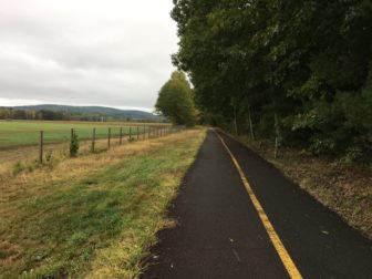 West Suffield's part of the Farmington Canal Trail