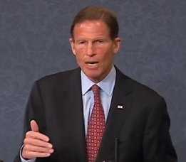 Blumenthal says Senate may reject some Trump cabinet picks
