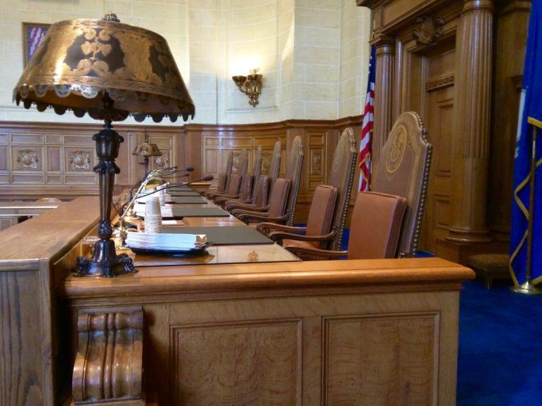 Connecticut Supreme Court bench