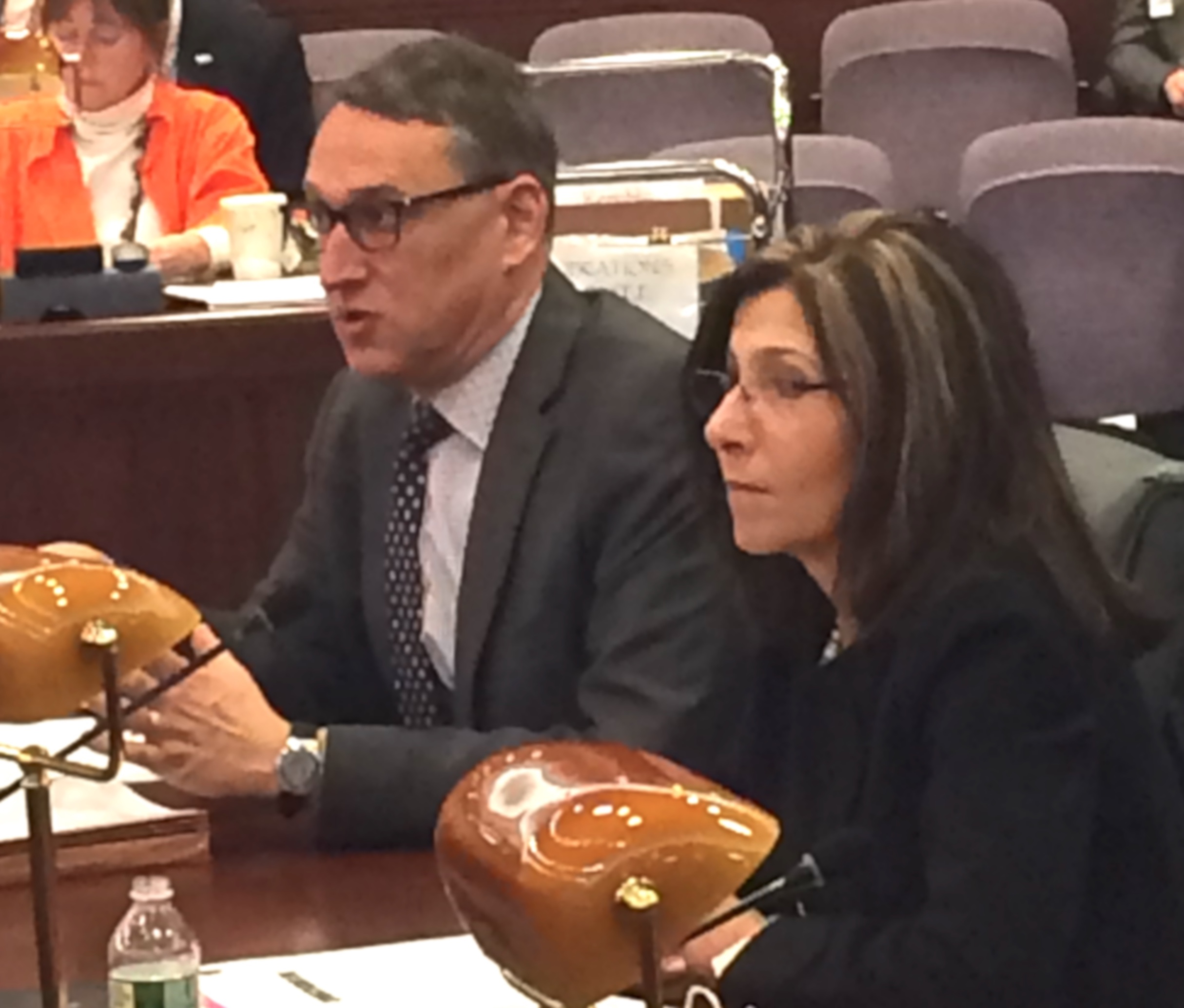 Budget panel backs deal to stretch out spiking CT pension costs