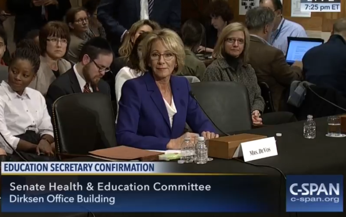 What we learned (and didn't) about Betsy DeVos at her confirmation hearing