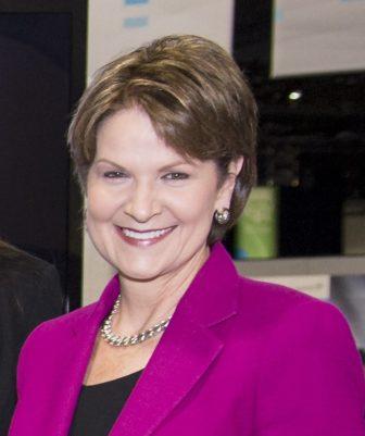 Marillyn Hewson, president/CEO of Lockheed Martin