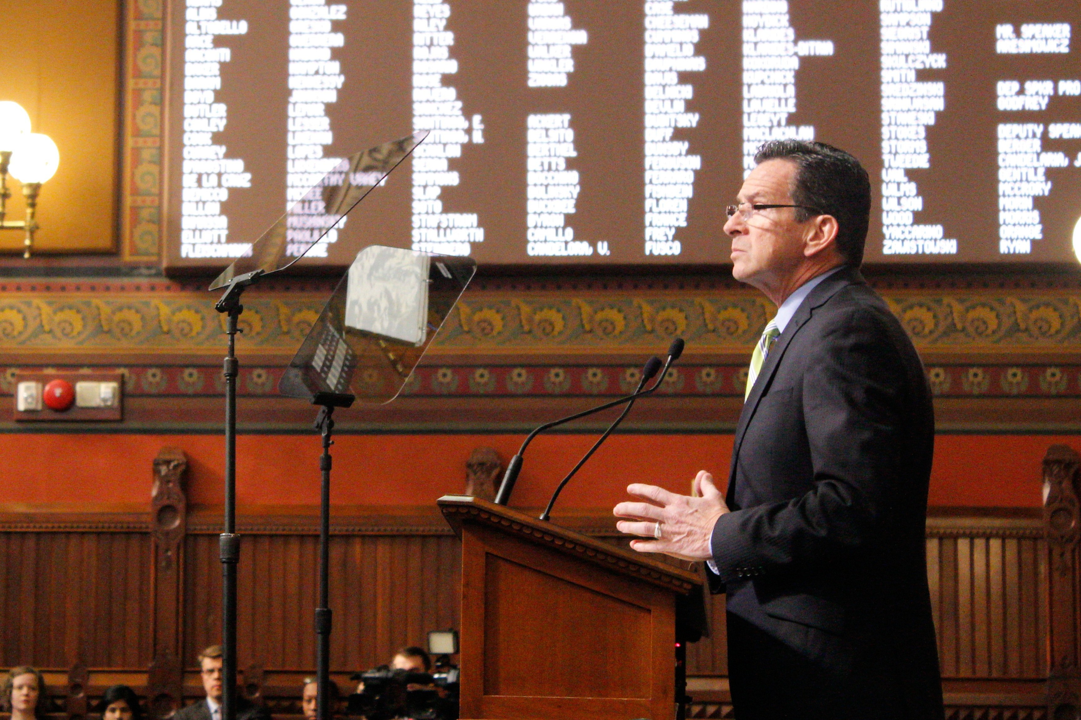 Malloy plan hands poorest municipalities a life preserver and an anchor