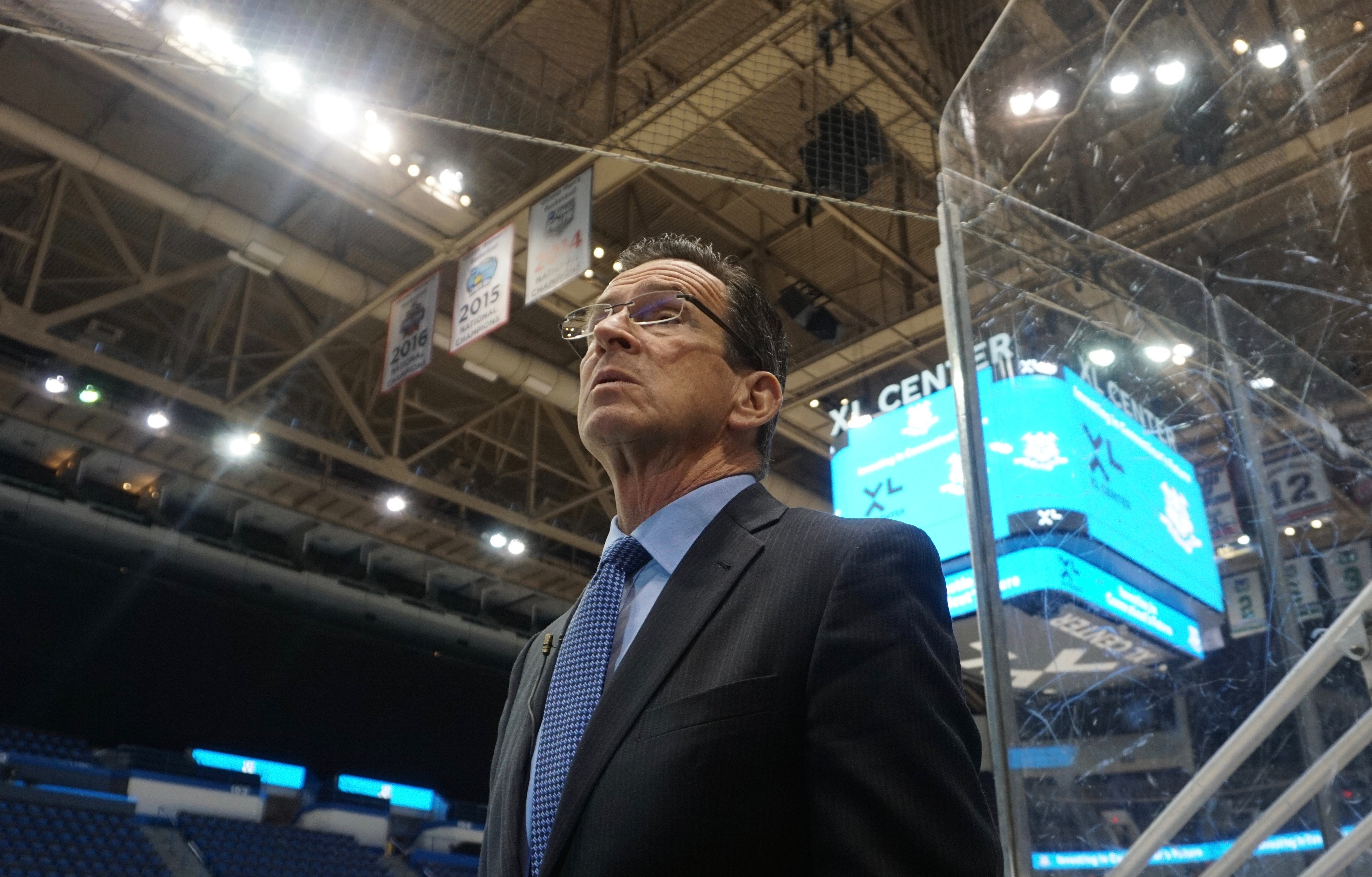 Malloy: Choice is modernize or close aging XL Center