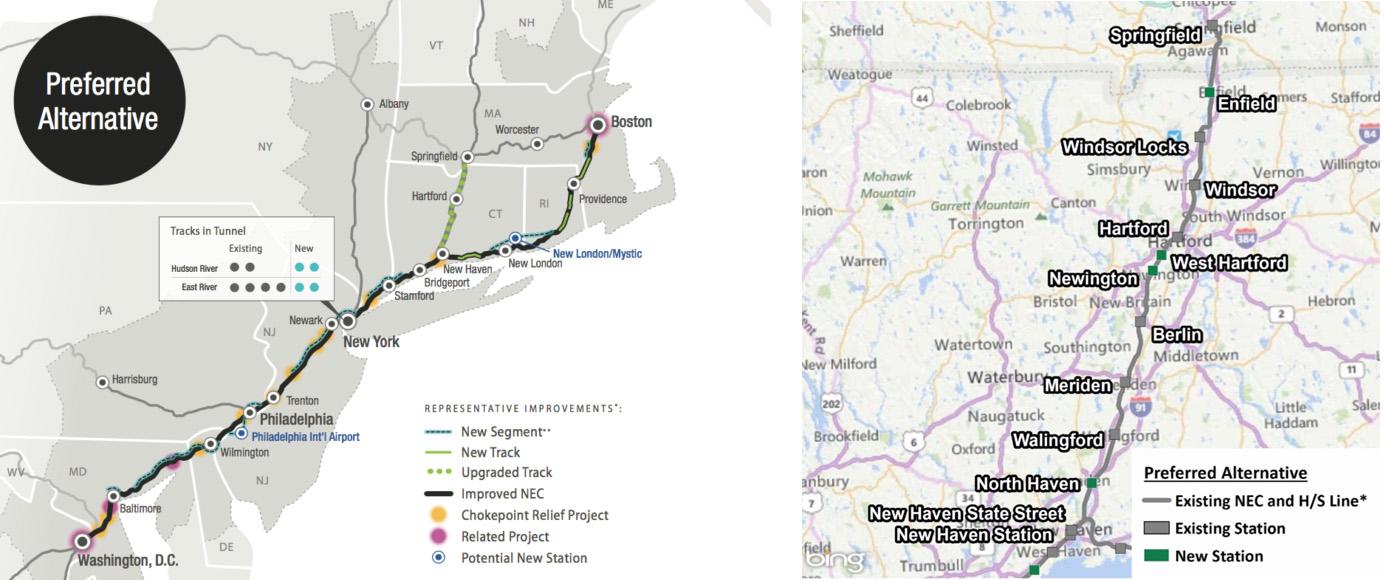A rail plan to grow the metropolitan Hartford region