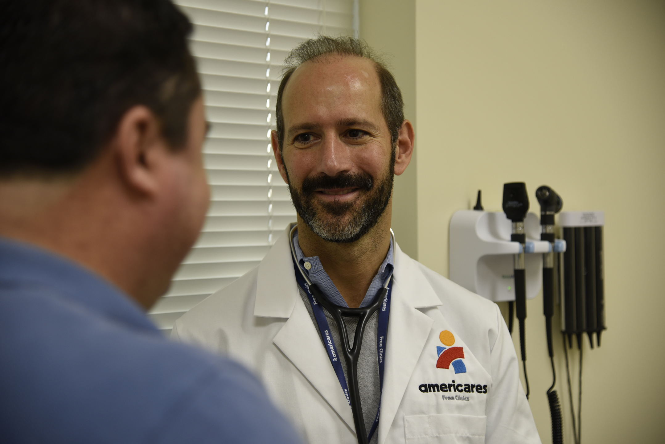 With demand already up, free clinics anticipate more need