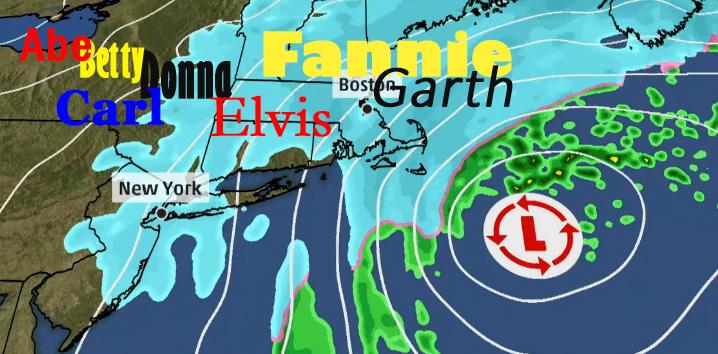 Niko, Chris, Orson, Diana, yikes! Please don't name winter storms!
