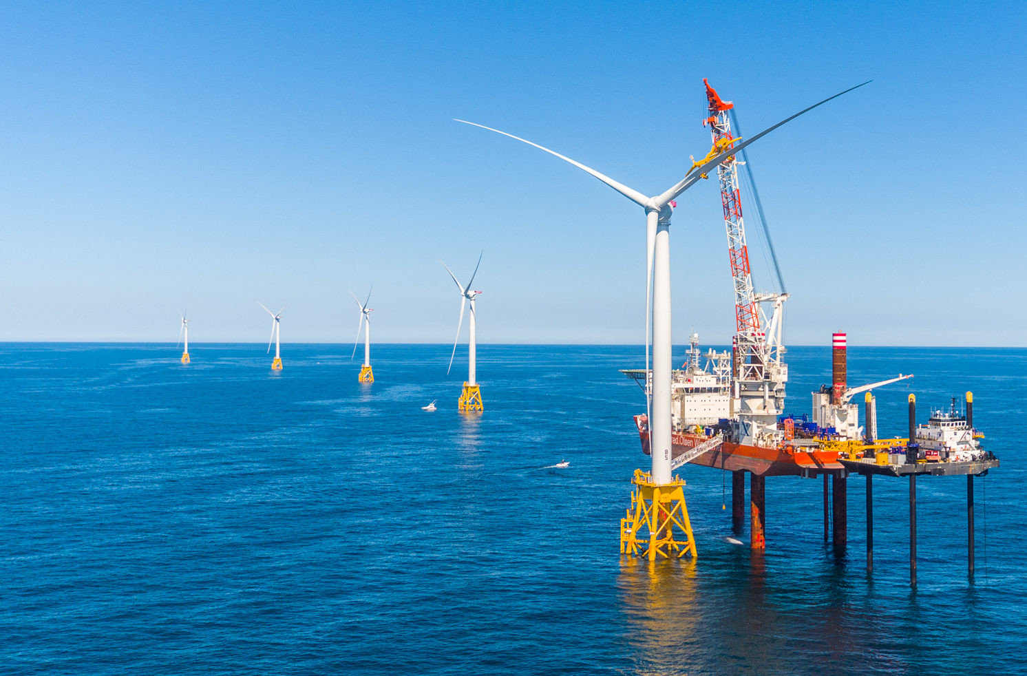 Connecticut joins the offshore wind rush