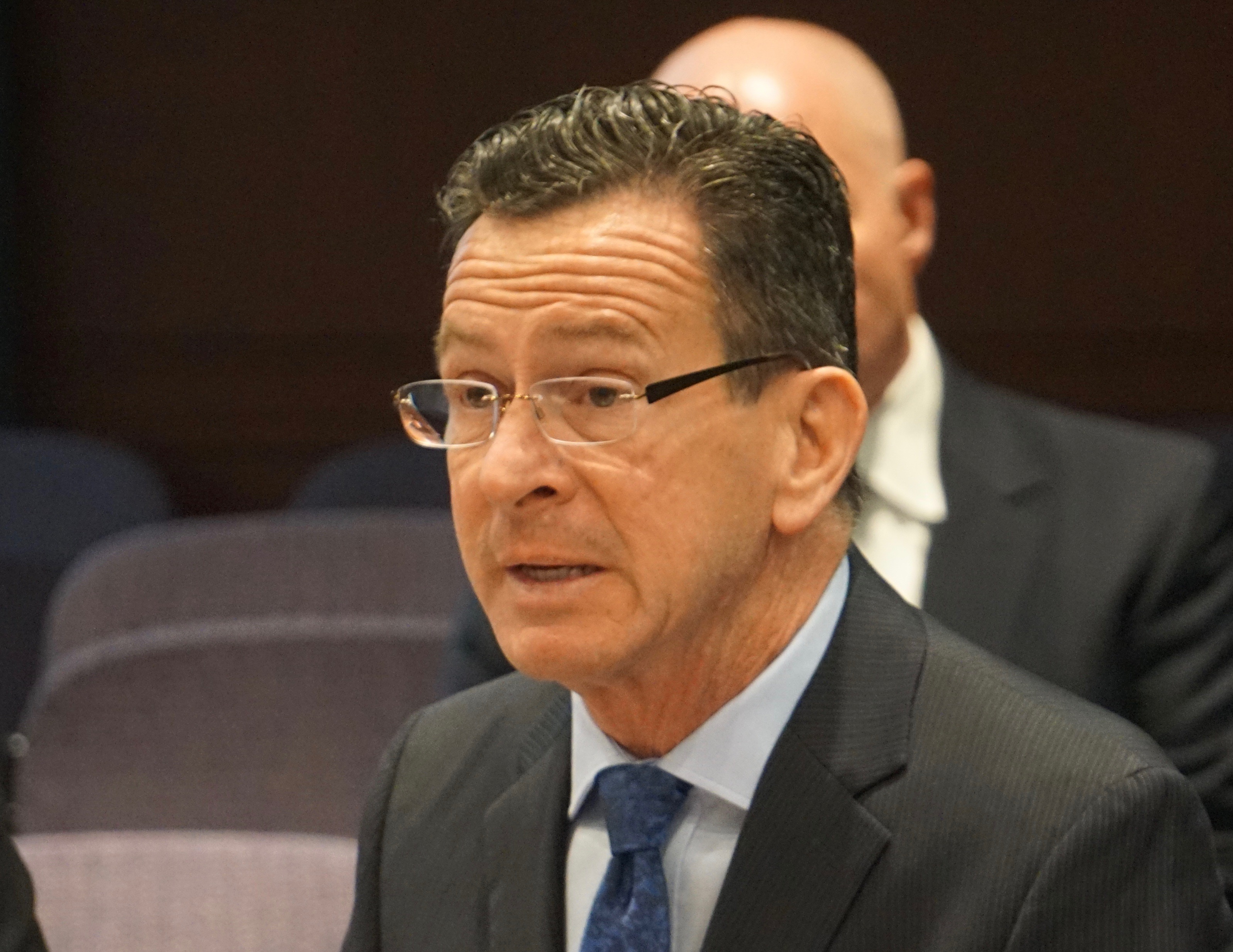 Malloy warns CT employee unions of nearly 1,100 layoffs planned for May