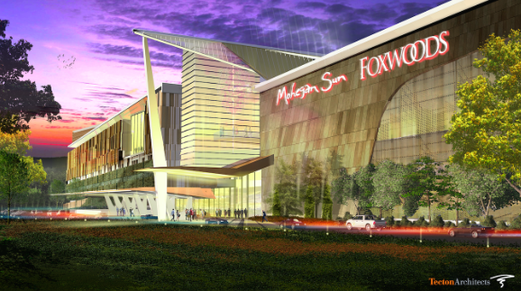 No surprise as Malloy signs bill allowing third casino