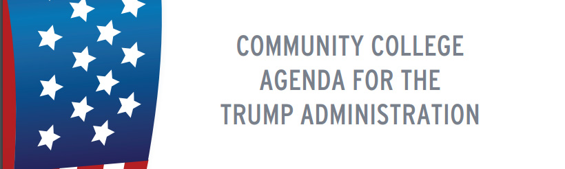 Community college agenda: The endgame is a fair chance society