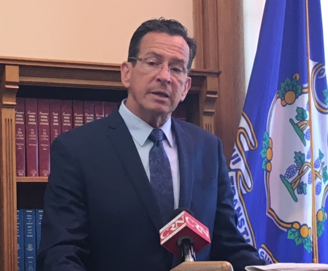 Malloy says he may need GOP votes to pass a budget