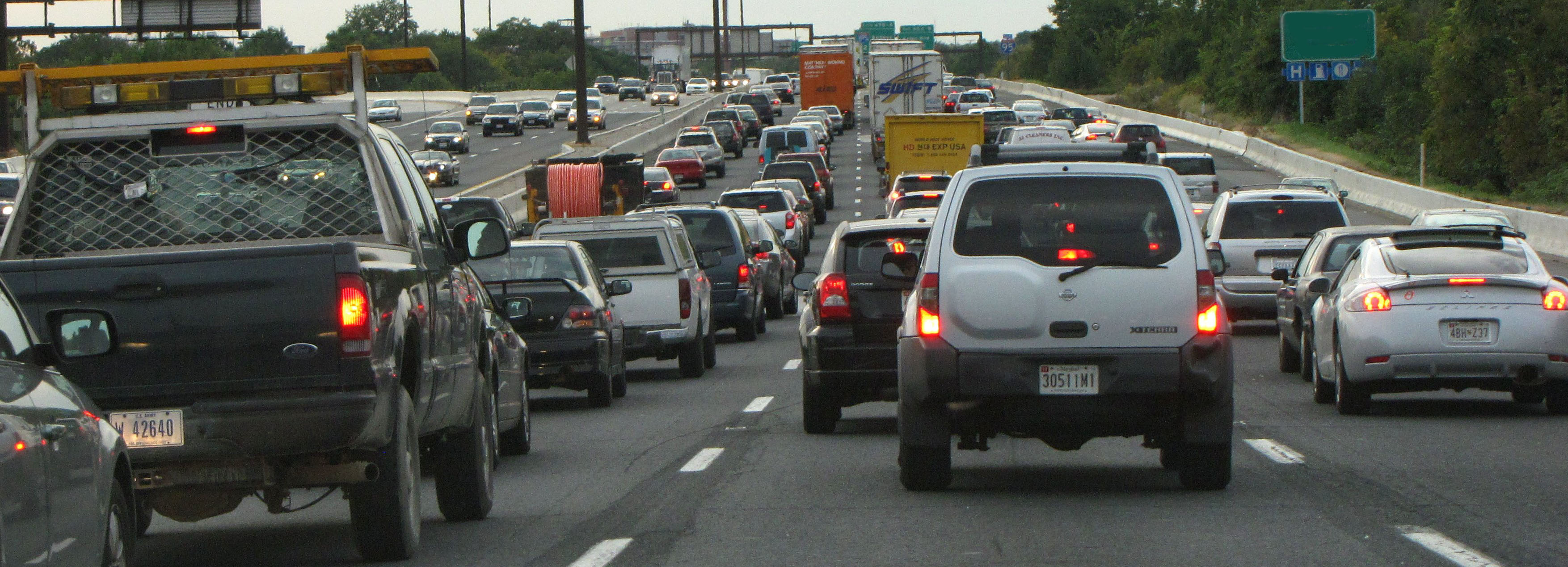Expanding I-95 is not the way to go
