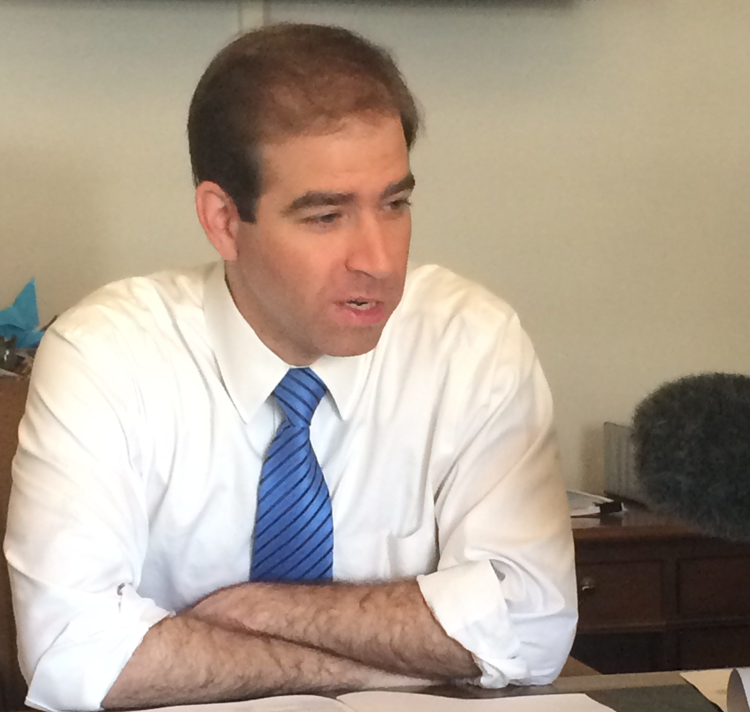 Bronin: CT must do more than avert insolvency in Hartford