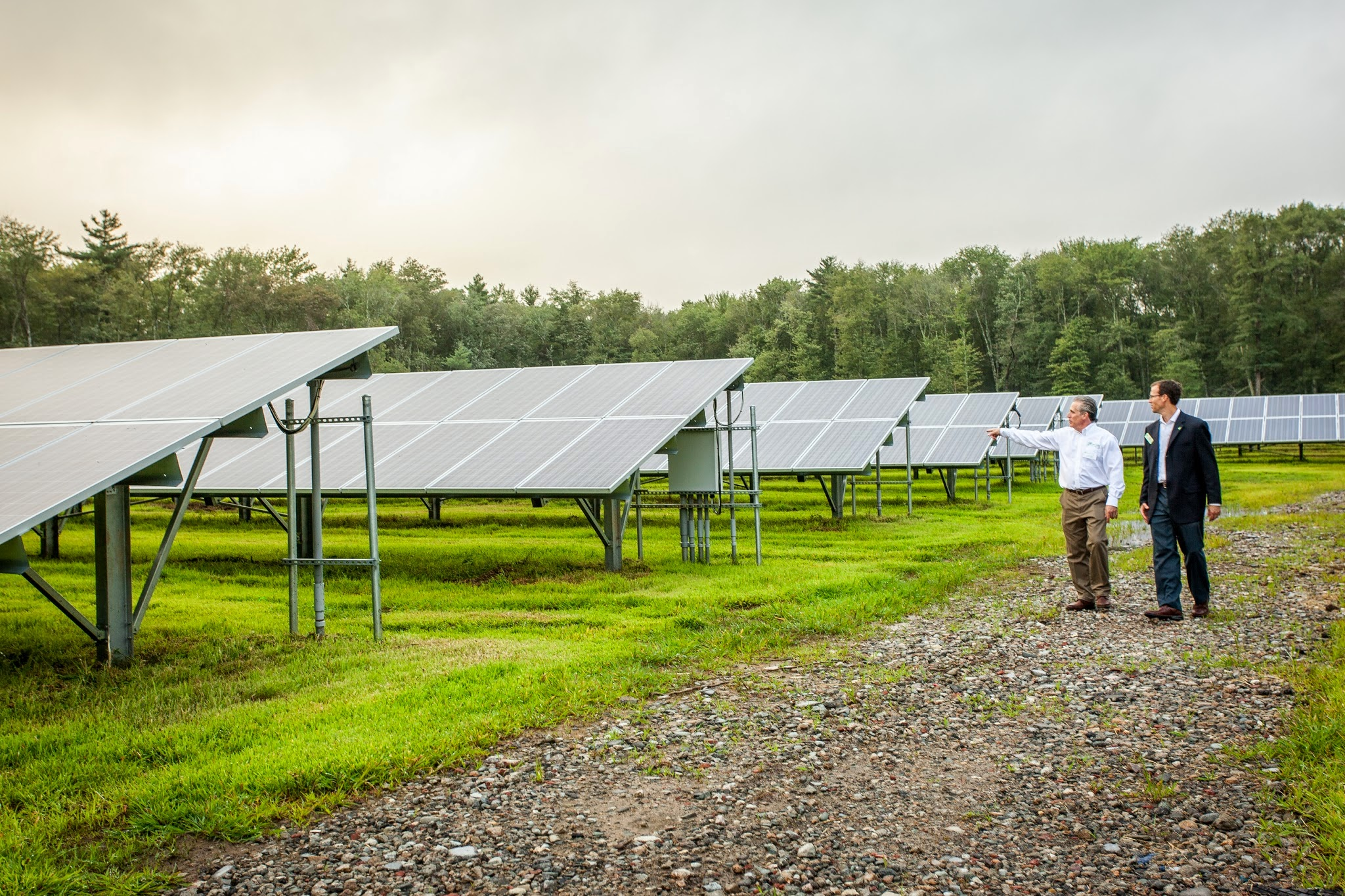 Complaints persist even as shared solar (finally) nears finish line