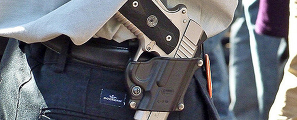 Open carry pistol permit bill punishes the law-abiding