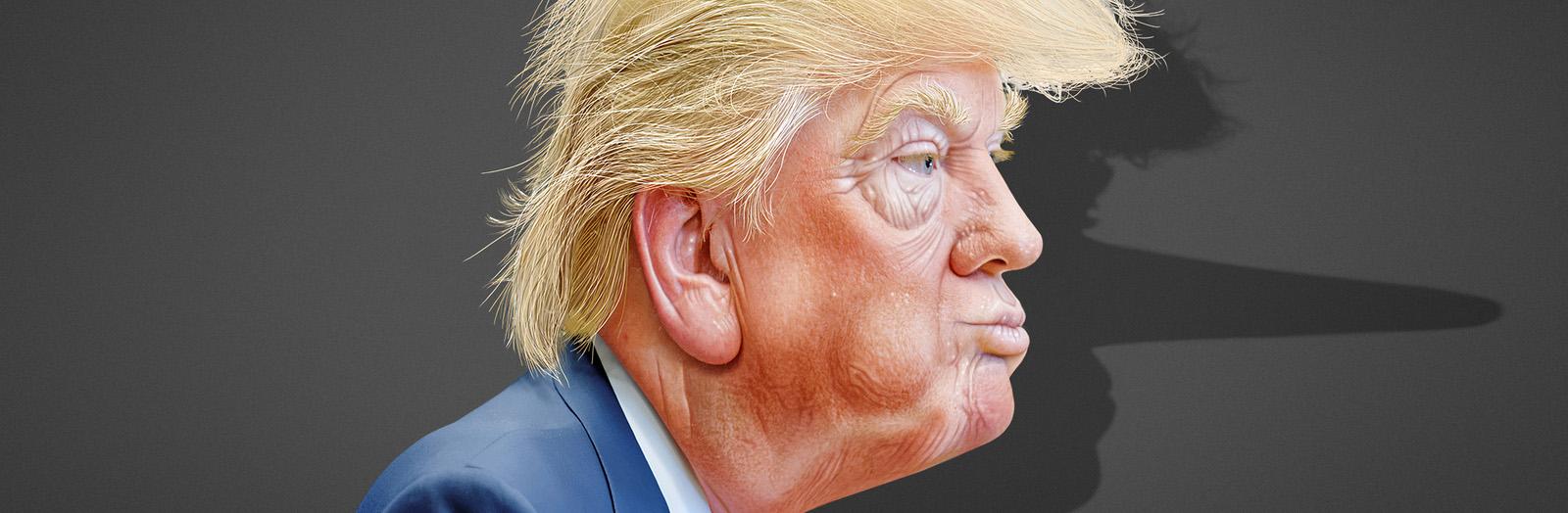 Dick Blumenthal's leverage — Trolling Trump