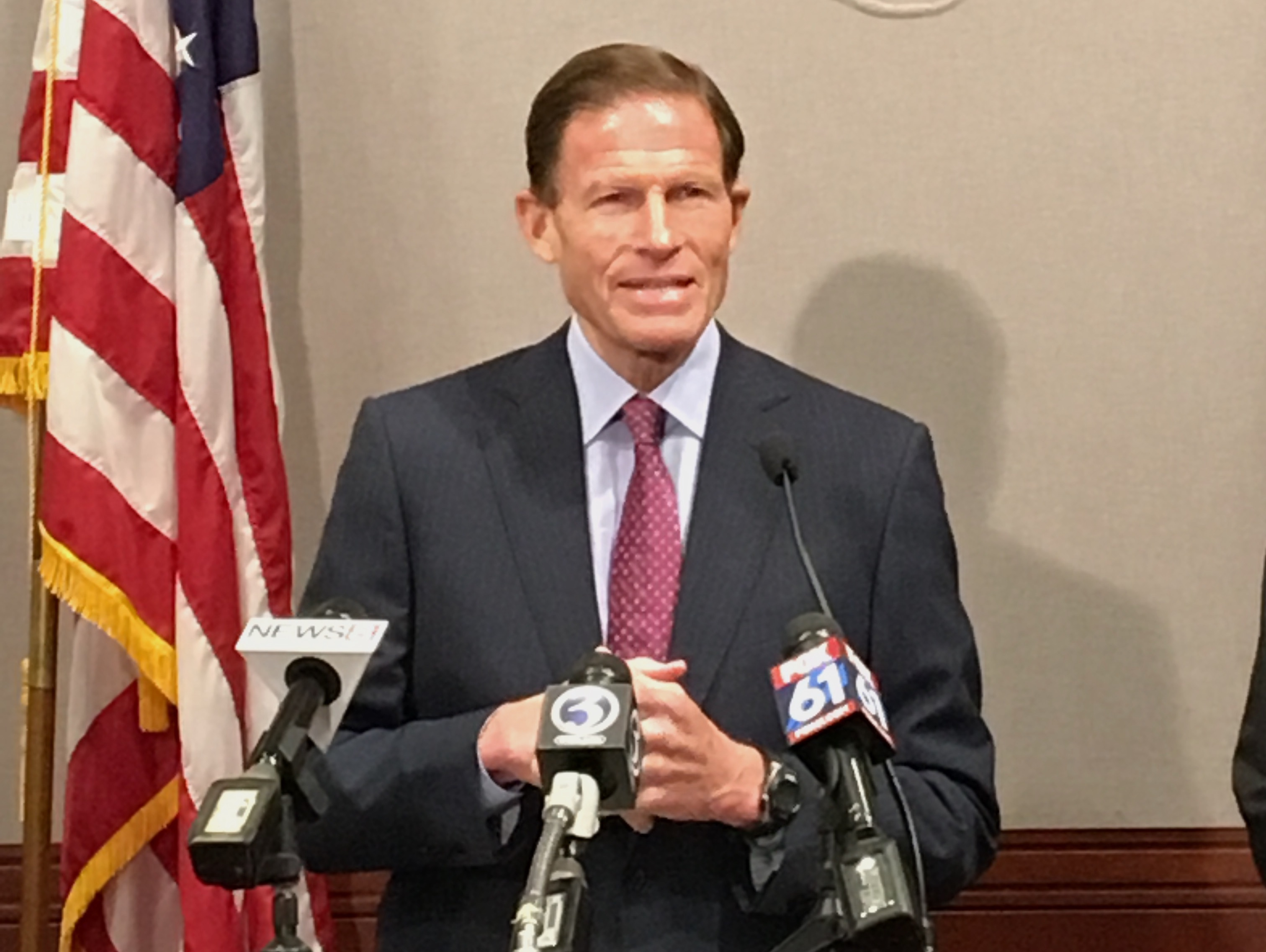 Lawsuit by Blumenthal, Democrats would seek Trump's tax returns