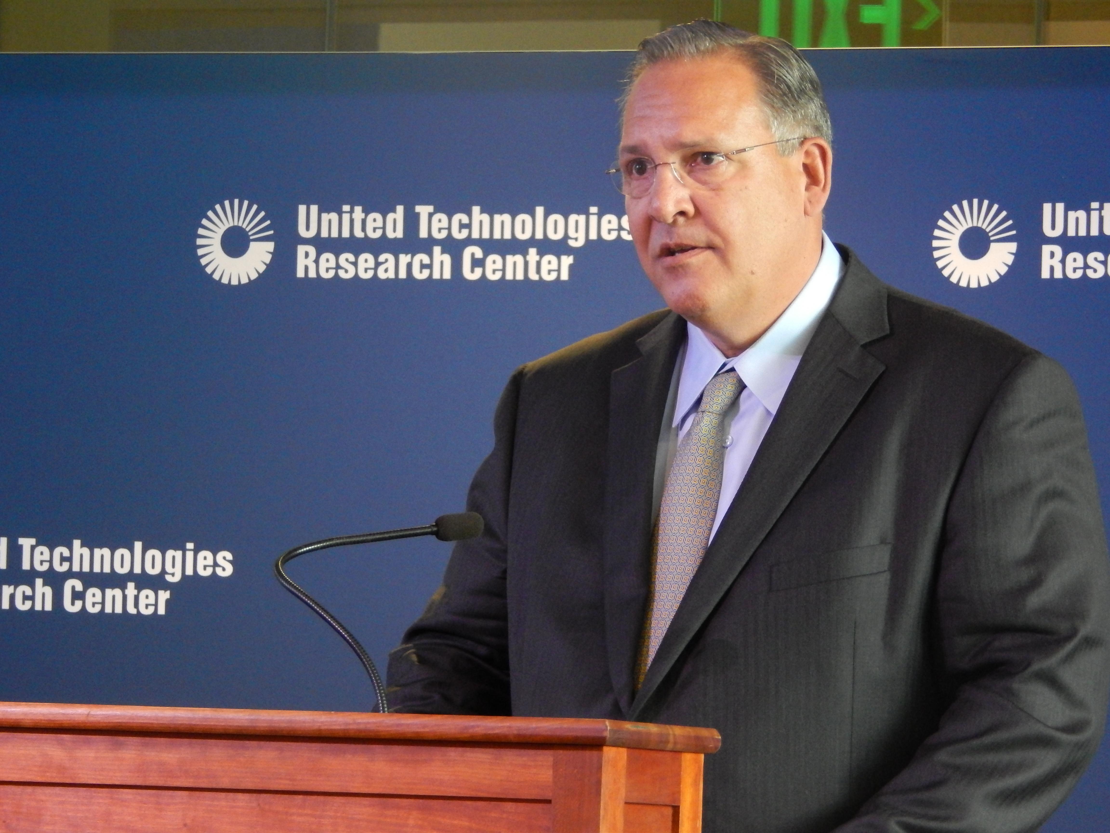 UTC consolation: Otis to remain, Pratt to hire 1,000