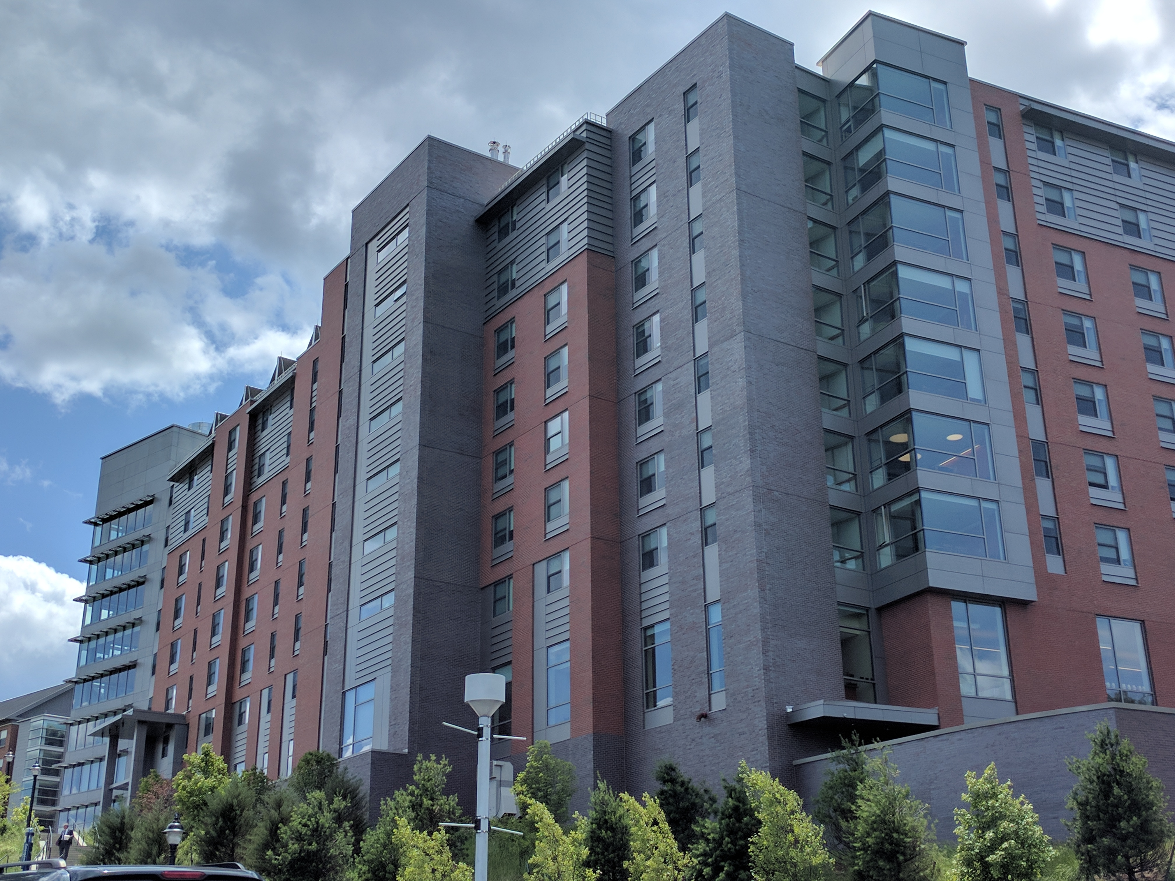 UConn building, enrollment initiatives collide with fiscal realities