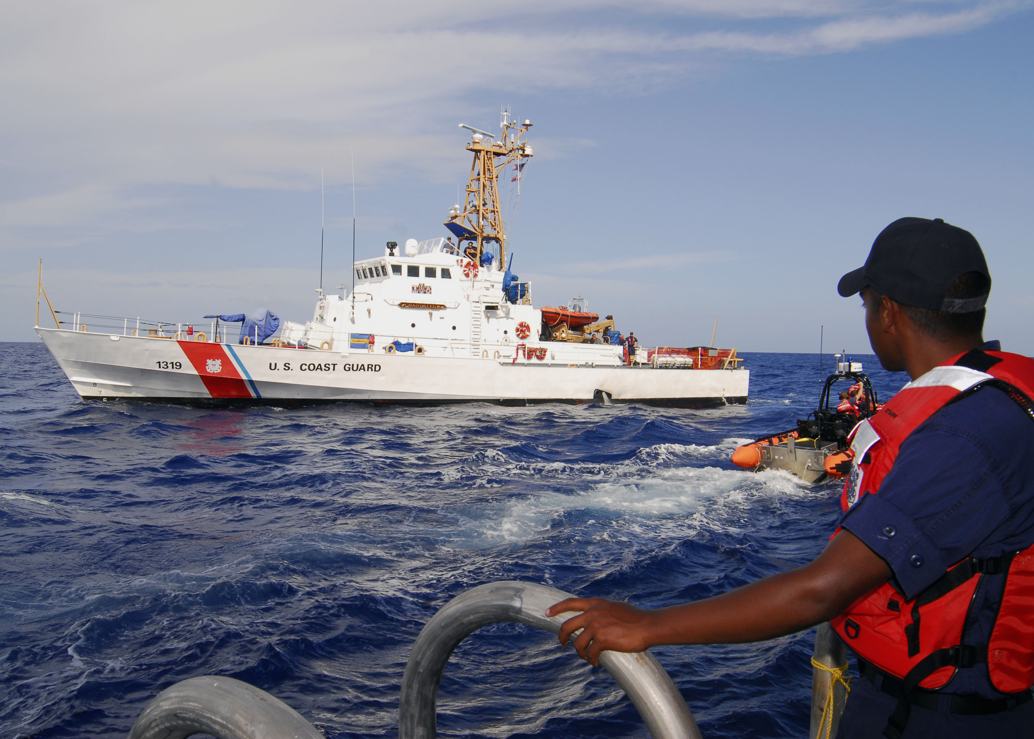 Coast Guard strained by budget constraints