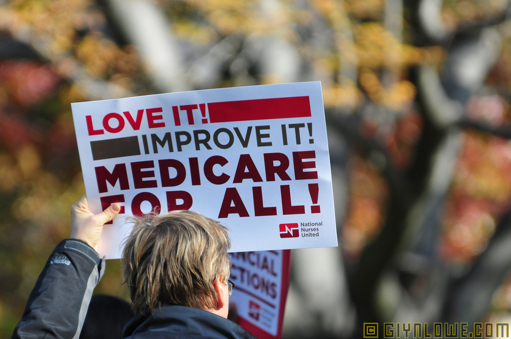 Health insurers ramp up lobbying battle against Medicare-for-all