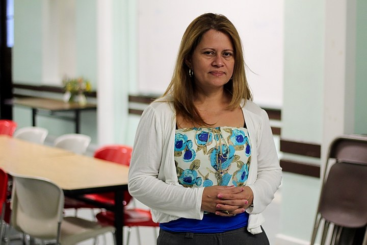 As nation listens, immigrant mom embraces new role