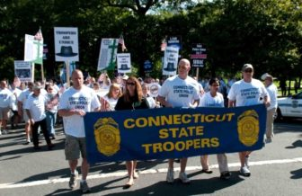 CT troopers aren't casting ballots on 3-year wage freeze