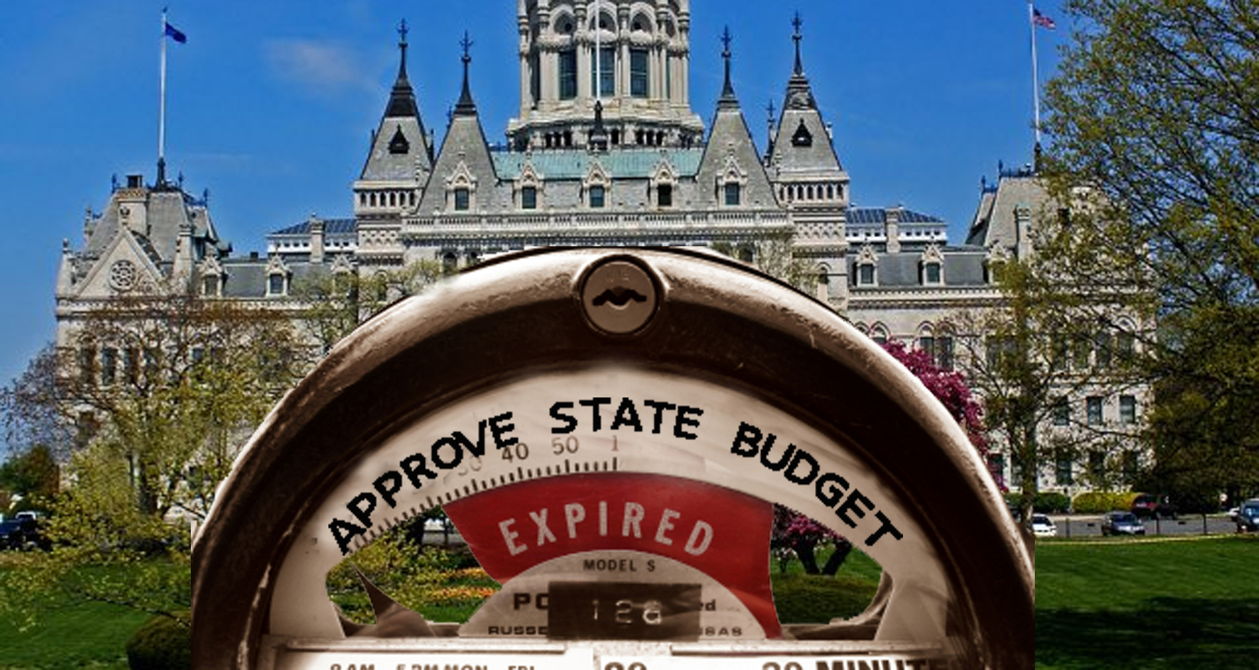 No budget by deadline, then fine the legislators and governor