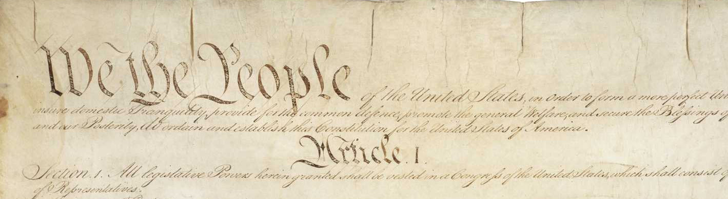 The Constitution is 230 years old