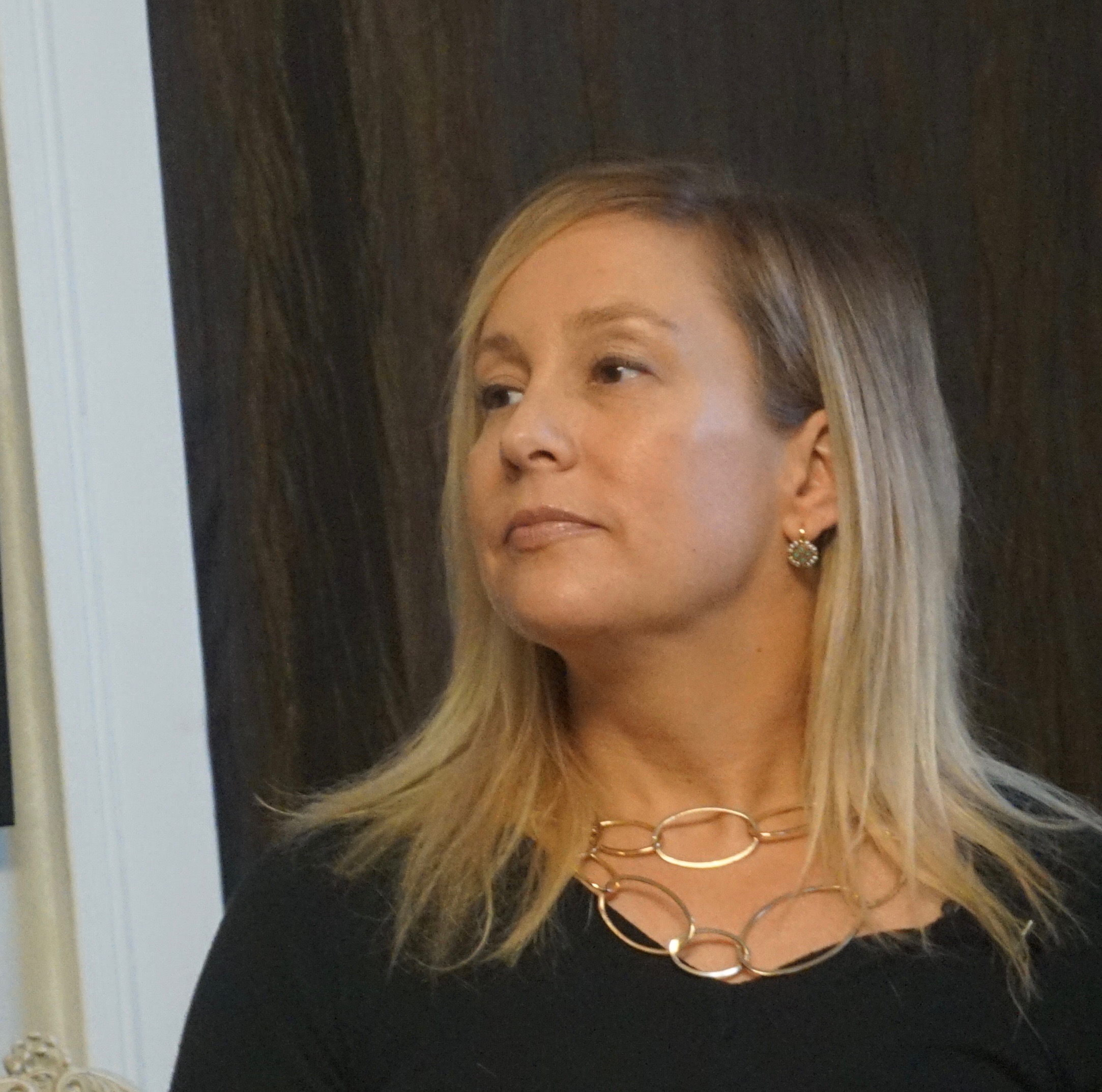 Early partnership: Dan Drew picks Liz Linehan as running mate