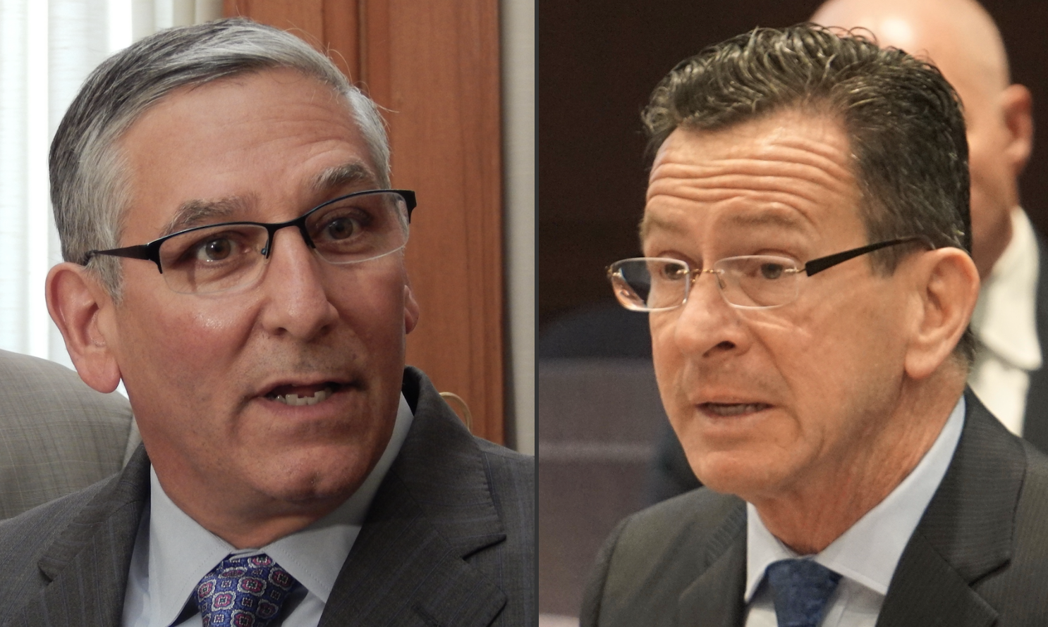 Malloy, Fasano heat up transportation debate