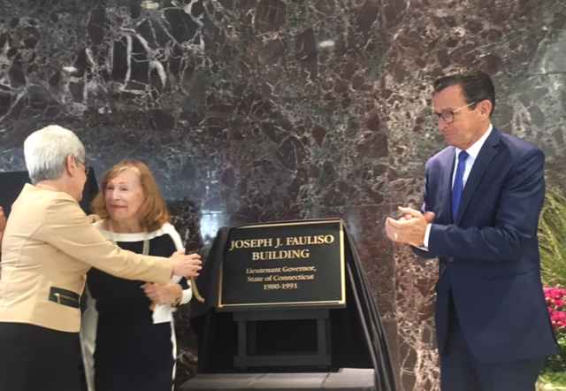 State office complex named for Grasso and Fauliso