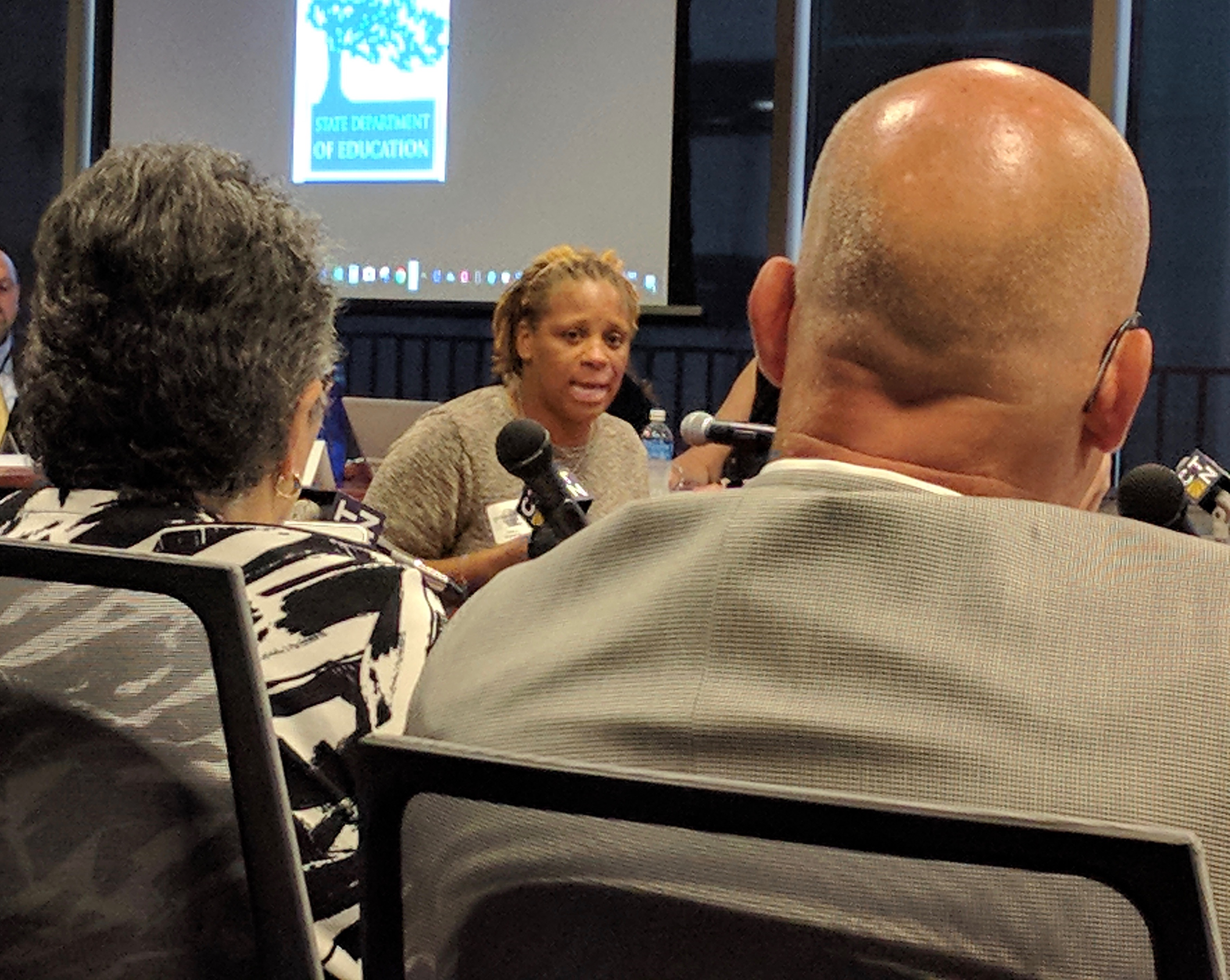 Bridgeport parents to state education board: 'Help! We are in crisis!'