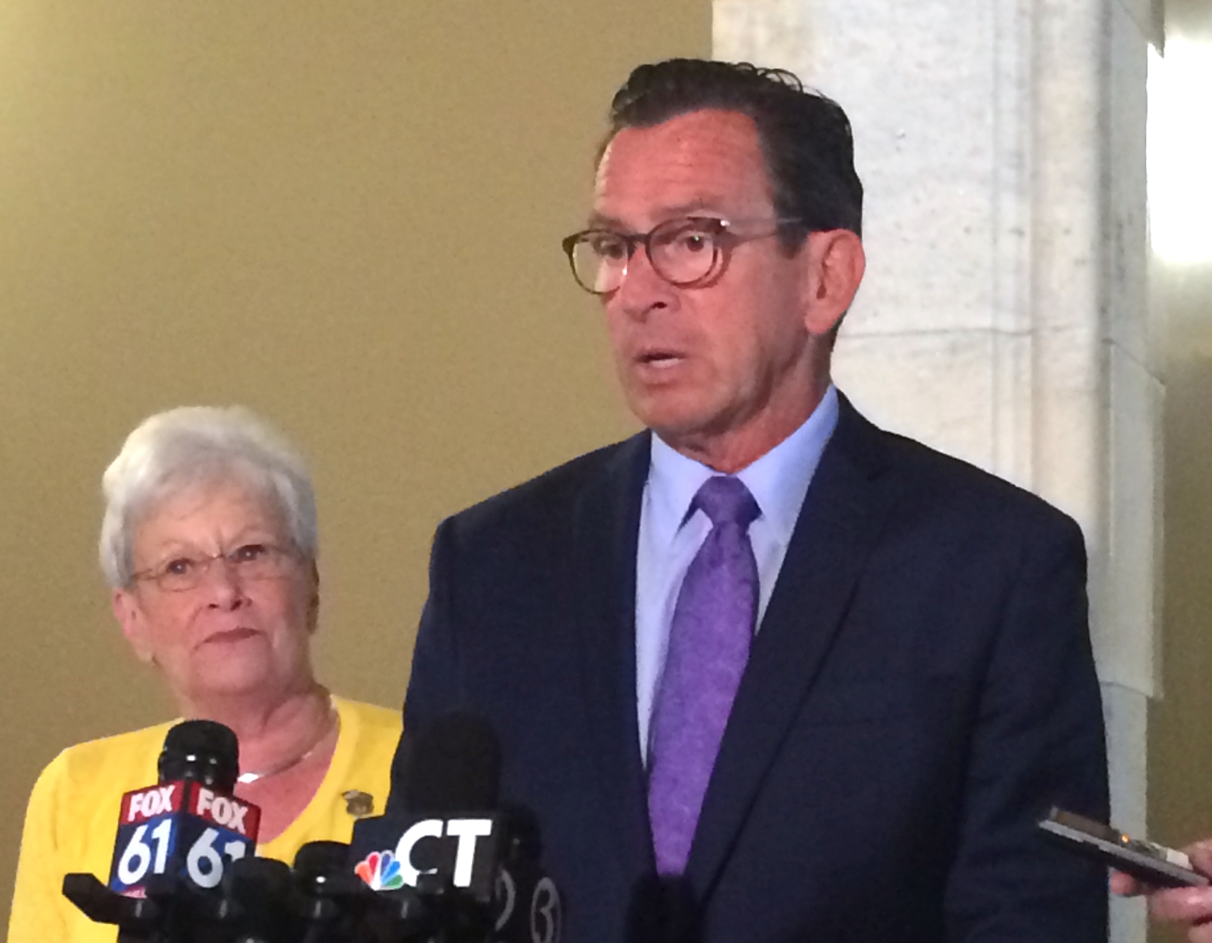 Malloy: CT has a little extra time to resolve hospital tax plan