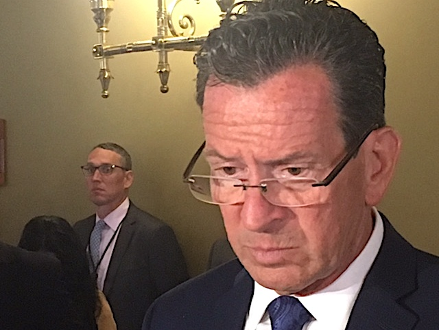 Malloy to legislators: Don't worsen deficit with Medicare 'fix'