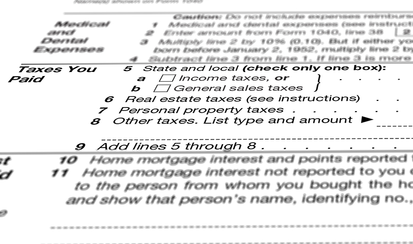 Connecticut's attempt to safeguard federal deductions may draw IRS heat