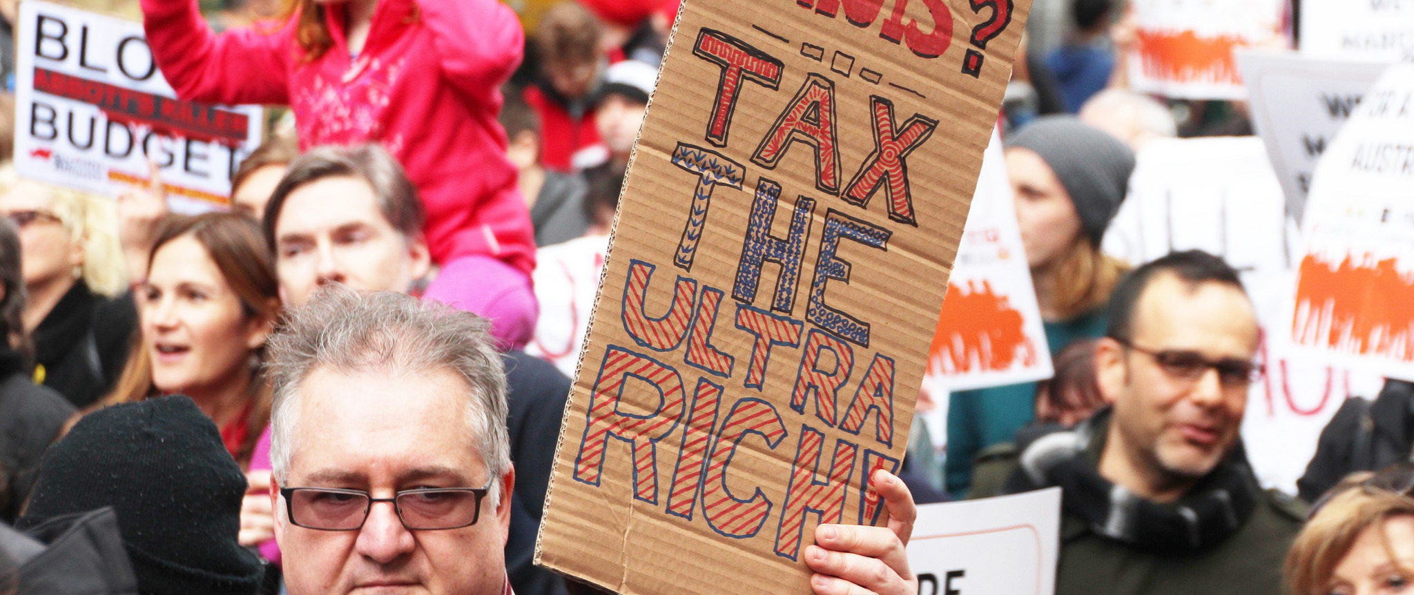 Taxing the wealthy is the right thing to do — and necessary