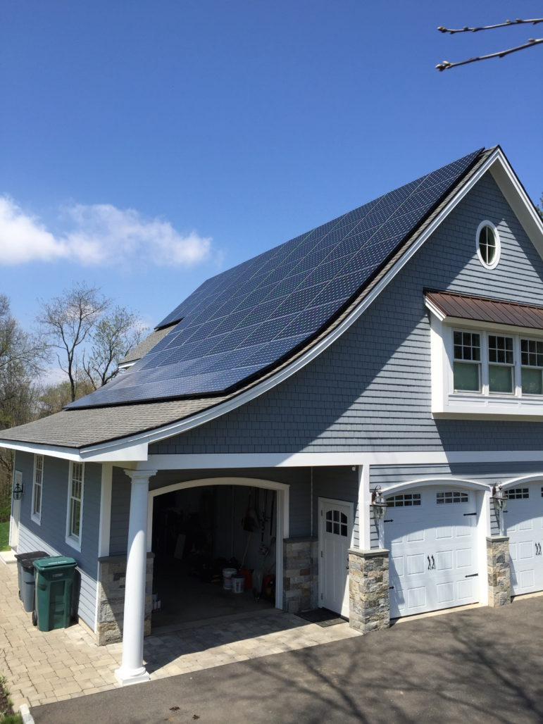 Do not bury solar energy in Connecticut