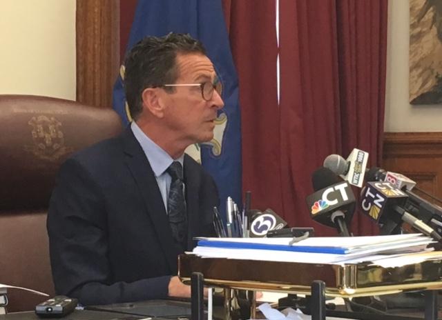 Malloy criticizes budget outline; Fasano calls him 'irrelevant'
