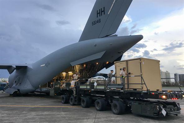 FEMA won't disclose response plan for hurricane in Puerto Rico
