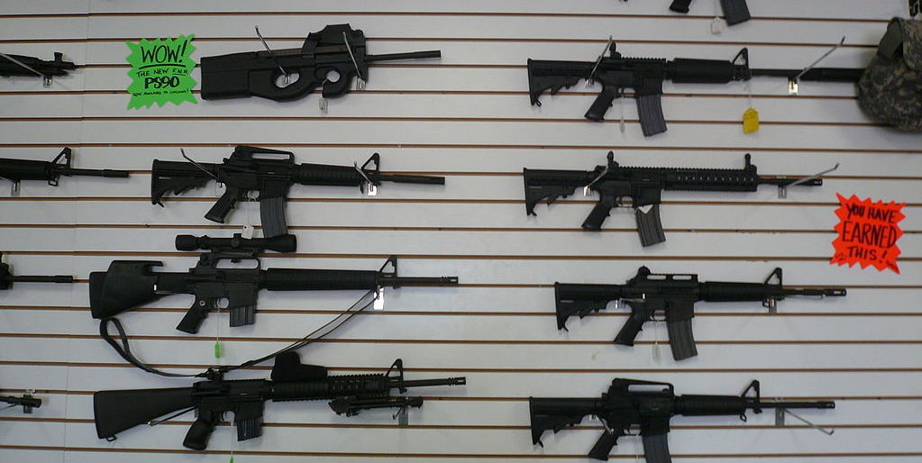 Data: Connecticut's many firearms laws