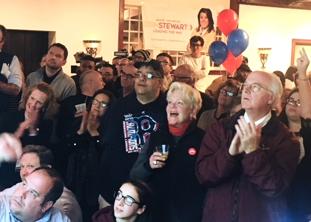 Democrats claim 'huge victory' in Connecticut municipal races