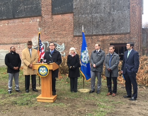 CT allocates $13.6 million for cleaning up brownfields