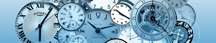 Let's stick with Standard Time