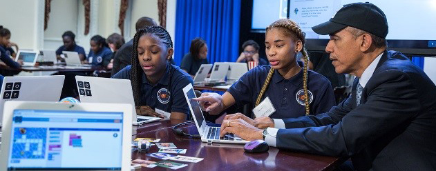 Urban school districts still don't have equal access to digital tools and education