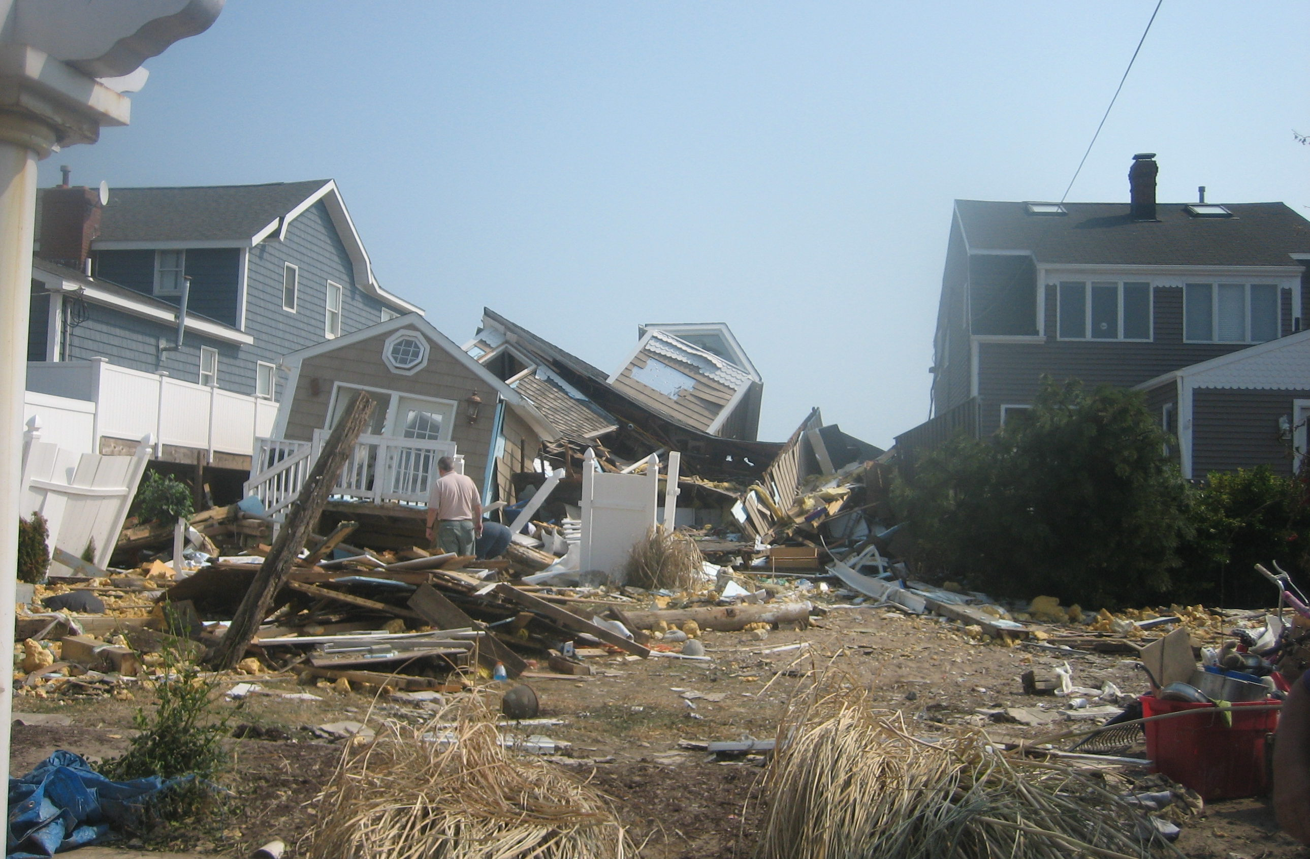 Sandy + 5; Irene + 6: Coastal resilience still elusive and expensive