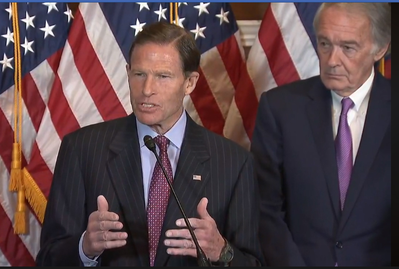 Blumenthal joins Dem fight against Trump net neutrality rollback