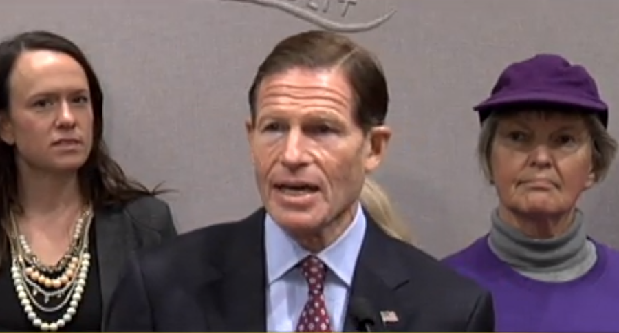 Blumenthal, Murphy help sink abortion bill